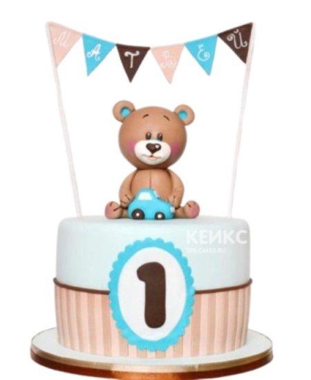 Торт Медведь 2