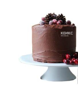Шоколадный торт на юбилей мужчине 30 лет