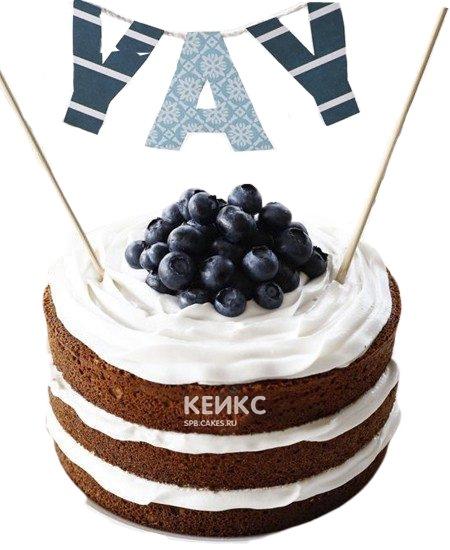 Торт мужчине на юбилей 40 лет 4