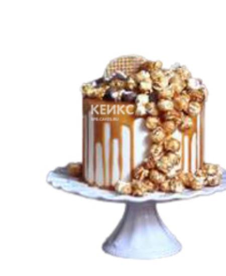Вкусный торт папе с орехами