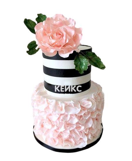 Торт женщине на юбилей 25 лет 20