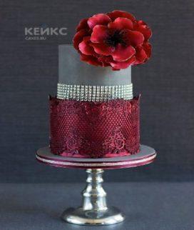 Необычный торт на юбилей женщине 50 лет