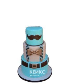 Торт на заказ на день рождения мужчине, торт на юбилей 65 лет