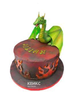 Торт дракон 7