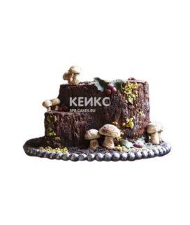 Торт гриб 1