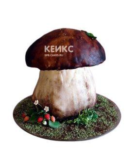 Торт гриб 3