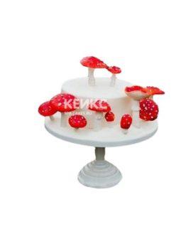 Торт гриб 5