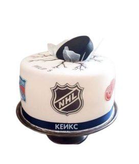 Торт хоккей 1
