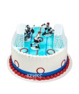 Торт хоккей 2