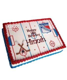 Торт хоккей 5
