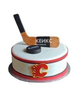 Торт хоккей 6