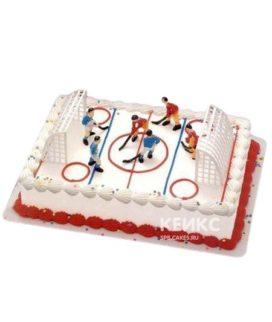 Торт хоккей 7