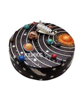 Торт космос 4