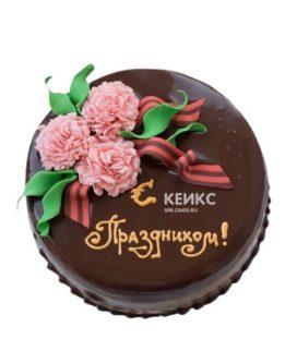 Торт ко Дню Победы