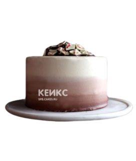 Вкусный торт омбре на день рождения