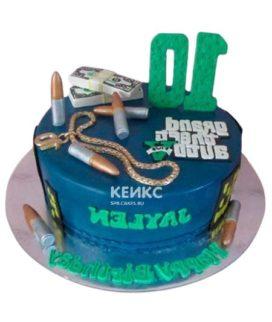 Торт GTA 1