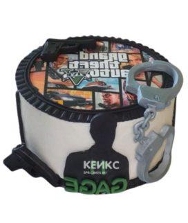 Торт GTA 2