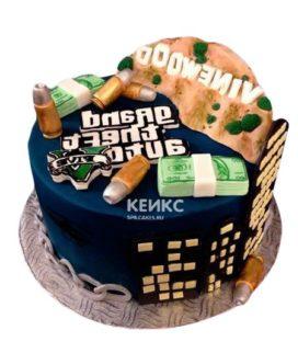 Торт GTA 3