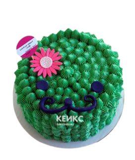 Торт Кактус 1