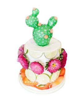 Торт Кактус 5