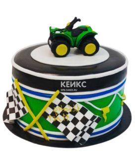 Торт Квадроцикл 1