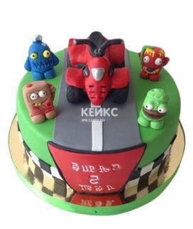 Торт Квадроцикл 3
