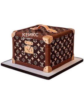 Торт Луи Виттон 2