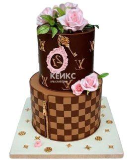 Торт Луи Виттон 7