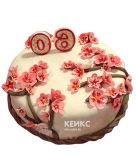 Торт Сакура 12