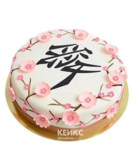 Торт Сакура 8