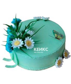 Торт Васильки 5