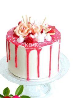 Торт Весенний 8