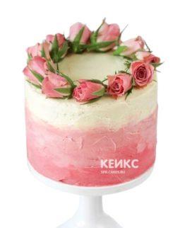Торт Весенний 9