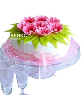 Торт Весенний 12