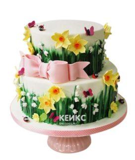Торт Весенний 13
