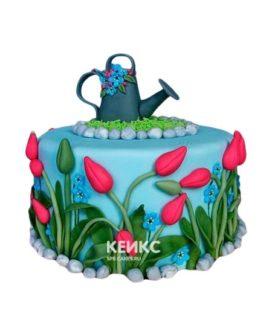 Торт Весенний 17