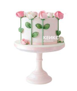 Торт Весенний 3