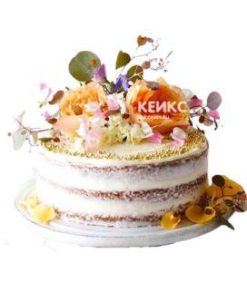 Торт Весенний 6