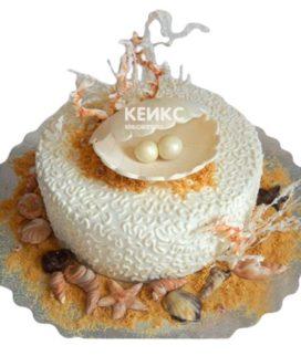 Торт Жемчужина 1