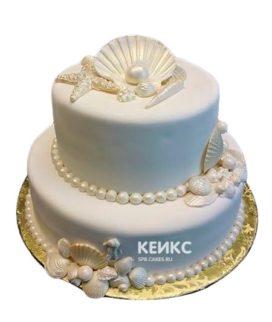 Торт Жемчужина 10