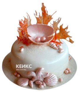 Торт Жемчужина 11