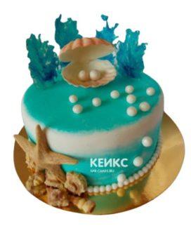 Торт Жемчужина 12