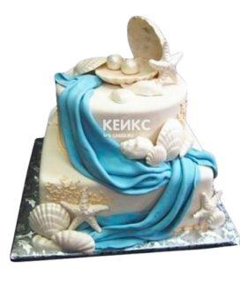 Торт Жемчужина 4