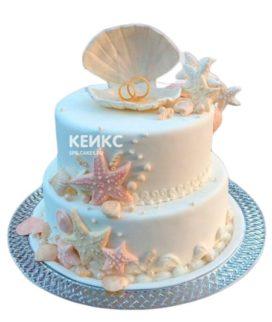 Торт Жемчужина 5