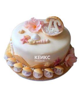 Торт Жемчужина 8