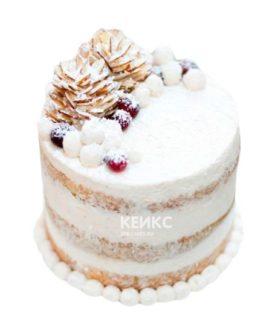 Торт Зимний 12
