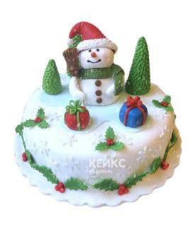 Торт Зимний 13
