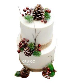 Торт Зимний 14