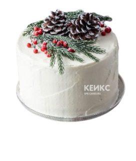 Торт Зимний 16