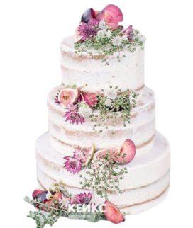 Торт Летний свадебный 13